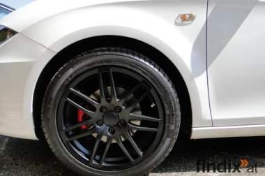 Audi RS4 Felgen inkl. Reifen schwarz-matt - 17 Zoll