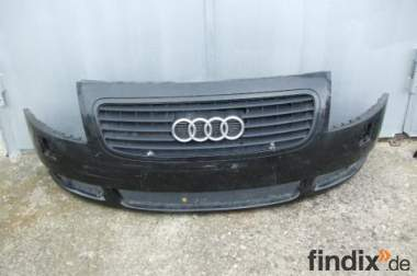 Audi TT Türen und Stoßstangen
