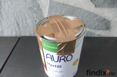 AURO Hartöl - 2,5 Ltr.