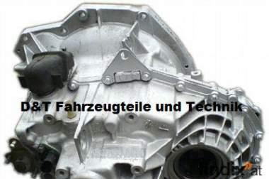Austauschgetriebe, Getriebe, Opel, Movano, 1,9, 2,2, 2,5, 2,8