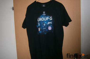 Austria Wien Gruppenphasen T-shirt CL