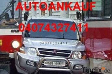 Defektes Auto, unfallauto Ankauf Hamburg 04074327411