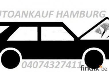 Autoankauf Zustand & Km egal, ohne TÜV, Defektes Auto 04074327411