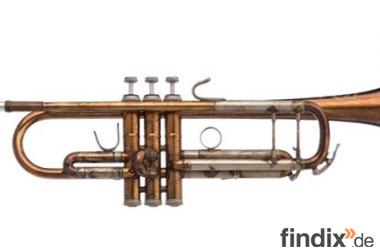 B & S 3138/2-V Vintage Challenger II Profiklasse - Trompete, Neu
