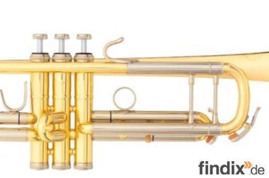 B und S Challenger Trompete, Professional Modell 3137 - L Neuware