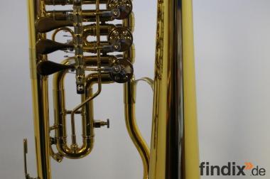B & S Konzert - Flügelhorn. Goldlack - Einzelanfertigung. Neuware