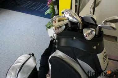 B-Square Golfset, mit Tasche, neu und unbenutzt