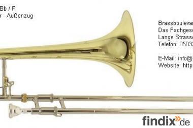 Bach Bb / F -Quartventil - Posaune / Tenorposaune. Neuware
