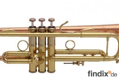 Bach Stradivarius Profi-Trompete. Mod. 190-43 B Bronzeschallstück