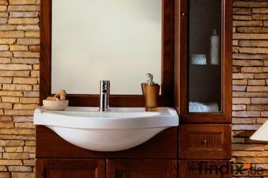 Badezimmermöbel Landhausdesign