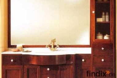 Badezimmermöbel Maddalena  im Landhaus Design