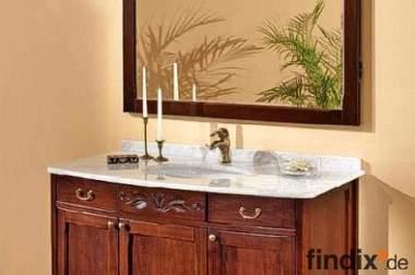 badm bel in mahagoni oder antik weiss 208788. Black Bedroom Furniture Sets. Home Design Ideas