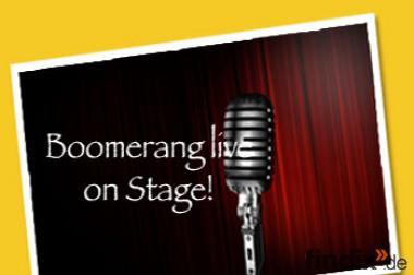 Bam Boomerang Live