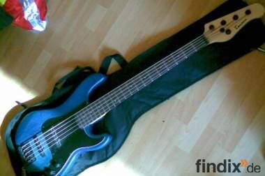 Bass 5Saiter  Tenson