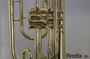 Basstrompete in Bb. Amati Qualitätsinstrument, Neuware