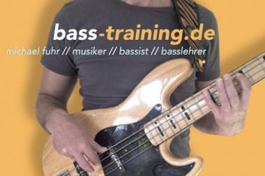Bassunterricht in Wuppertal