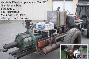 """Beregnungsanlage System """"BAUER"""" zu verkaufen Kompett Set"""