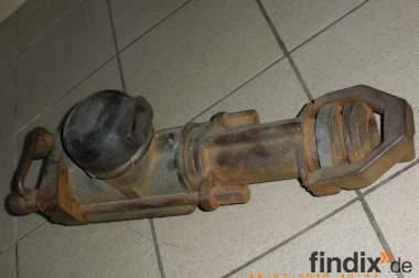 Bergbau Bohrhammer Lafettenhammer Gezähe Wismut