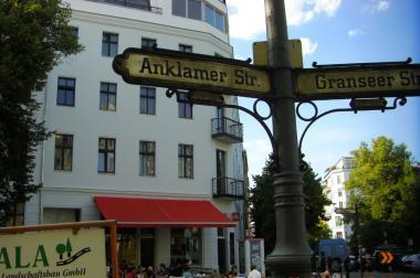 BERLIN Ferienwohnung zentral 4 Zimmer Arkonaplatz Zentrum Mitte