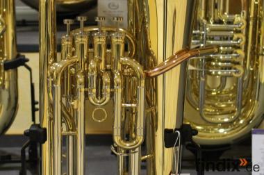 Besson Euphonium in Bb 4 Ventile mit 310 mm Big Bell Schallbecher