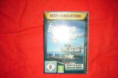 Best of Simulator 2011 Ölplattform-Simulator