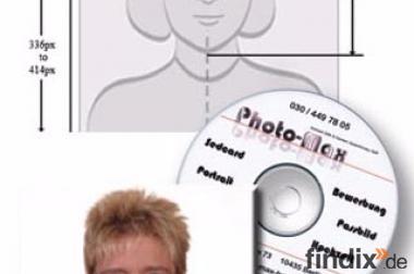 Biometric passport photographs for the US passport and visas