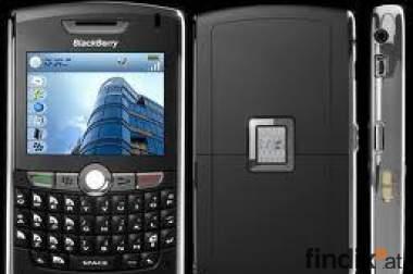 Blackberry 8800 Smartphone defekt