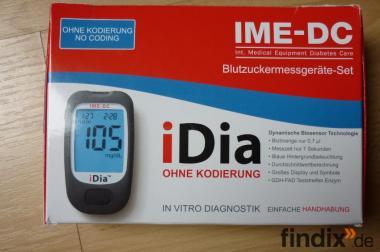 """blutzucker rmessgeräte-Set""""IME-DC"""""""