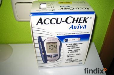 Blutzuckermessgerät und Stechhilfe