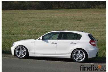 BMW 120d M-Sportpaket, Xenon