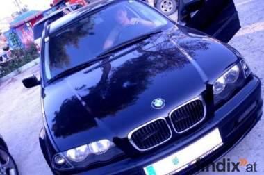 BMW-320d Touring (Kombi) Bj. 2001, 113.000km