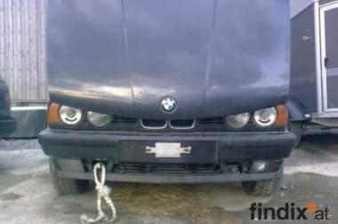 BMW 525i benziner