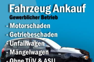 BMW mit Motorschaden Ankauf & Verkauf