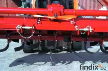 Bodenfräse für Traktor Ackerfräse Bodenbearbeitung 180 cm Breite