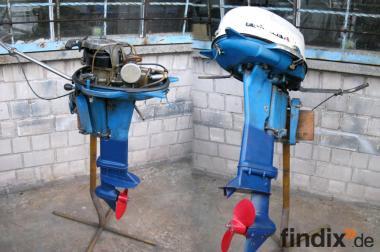 Bootsmotor, Forelle, 7,5 PS, muß eingestellt werden
