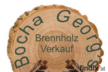 Buchenbrennholz mit kostenloser Zustellung