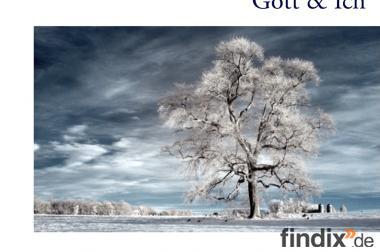 Buchneuvorstellung 'Gott & Ich' Lesung - Gespräch am 26.01.+27.01