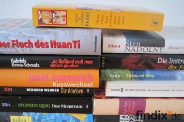 Bücher aller Art zu verkaufen
