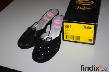 Buffallo Glitzer Schuhe zu verkaufen