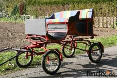 Buggy - Kutsche (Einspänner) zu verkaufen!
