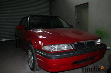 cabrio XW Rover