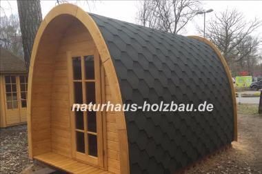 Campingpod, Saunapod, Camping Pod, Sauna Pod, Schlaffass, Sauna