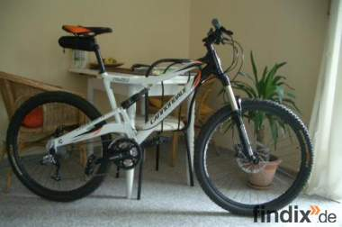CANNONDALE Rush 6 2009 26`` Fully