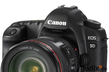Canon EOS 5D Mark II mit EF 24-105mm f/4L IS USM