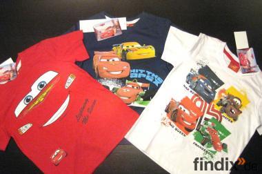 ♥♥ CARS - SHIRT NEU ♥♥ Für echte Carsfans ♥♥ 3 - 8 Jahre ♥♥
