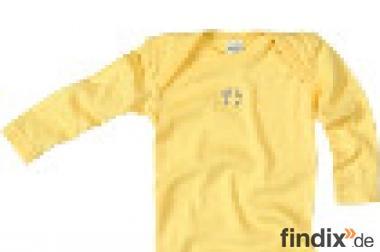 Cati Collektion Langärmliger Unterwäsche Body gelb