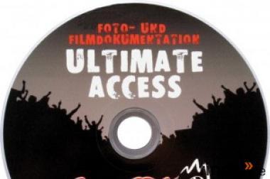 CD Bedruckung vom DVD Presswerk MK DiscPress