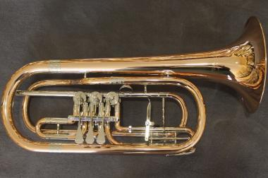 Cerveny Basstrompete Goldmessing, Mod. CTR 792, Neuware