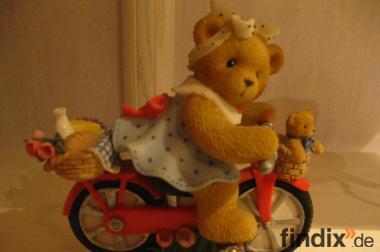 Cherished Teddies, Lotje ,Model: Sunday Morning Ride