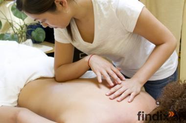 Chinesische Rückenmassage günstig